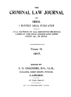 First publication page